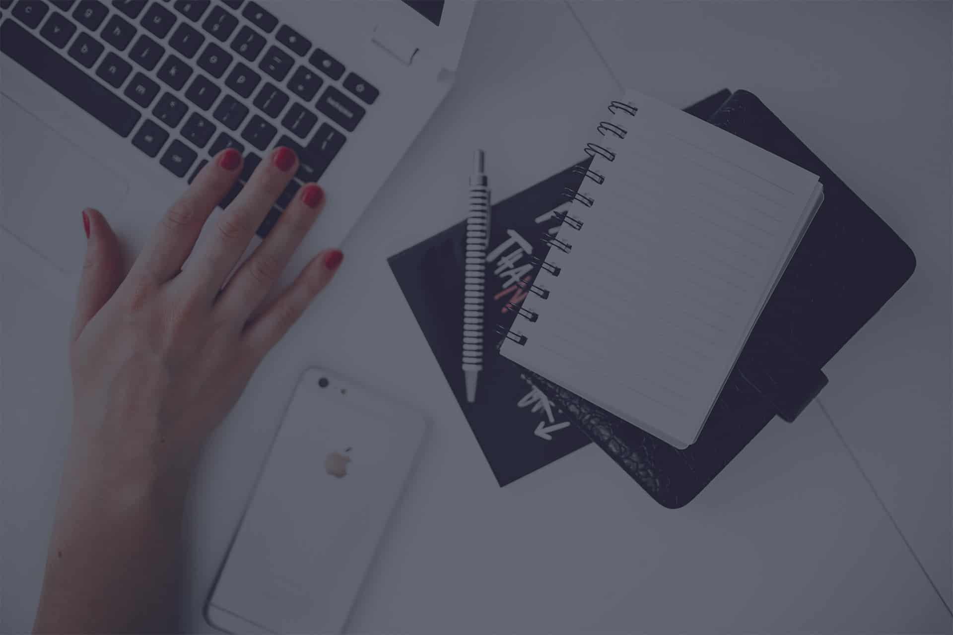 Graphic and web design
